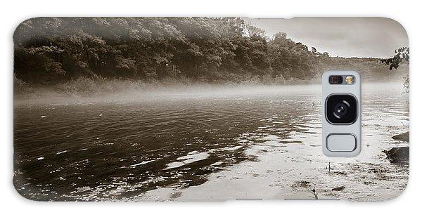 Misty River Galaxy Case