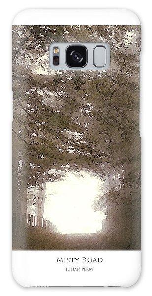 Misty Road Galaxy Case