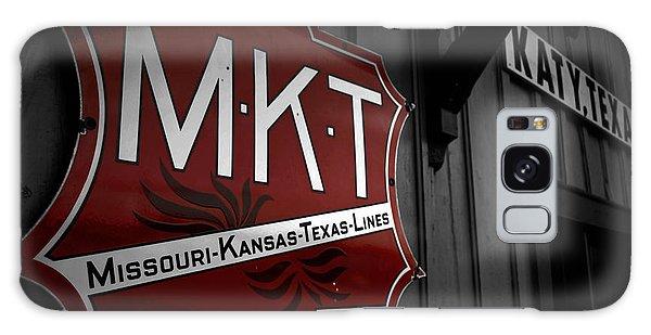 Mkt Railroad Lines Galaxy Case