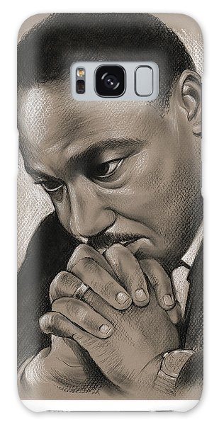 MLK Galaxy Case by Greg Joens