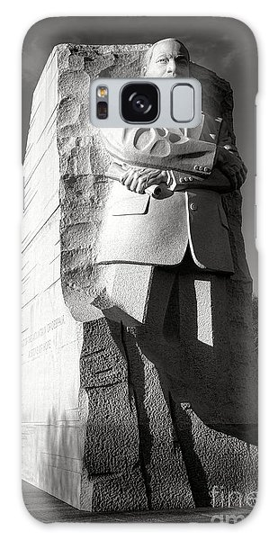 Martin Luther Galaxy Case - MLK by Olivier Le Queinec
