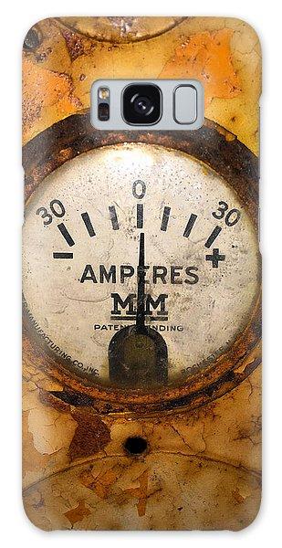 Mm Amperes Gauge Galaxy Case