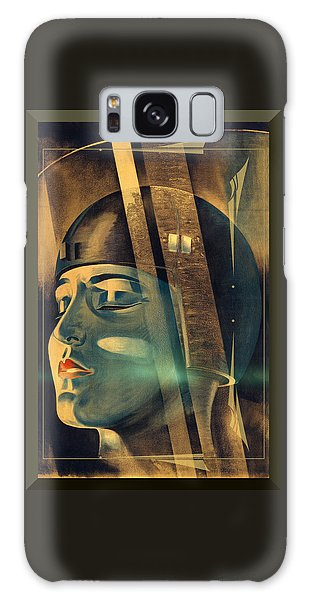 Metropolis Maria Transformation Galaxy Case