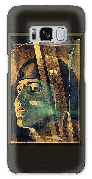 Metropolis Maria Transformation Galaxy Case by Robert G Kernodle