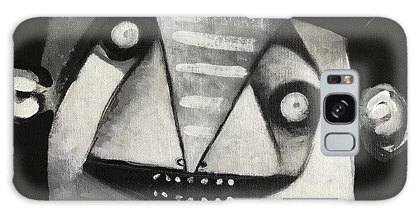 Mmxvii Masks For Despair No 3  Galaxy Case