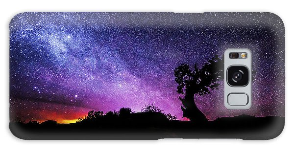 West Galaxy Case - Moab Skies by Chad Dutson