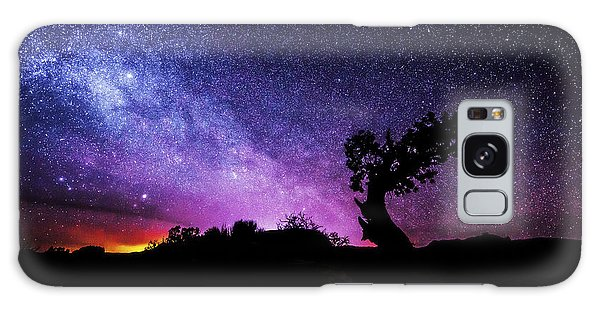 Moab Skies Galaxy Case by Chad Dutson