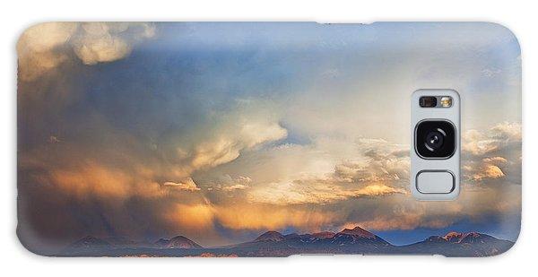 Desert Sunset Galaxy S8 Case - Moab Sunset by Dan Norris