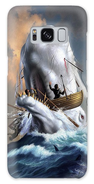Moby Dick 1 Galaxy Case