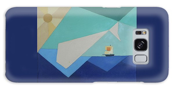 Moby Dick Galaxy Case by Lenore Senior