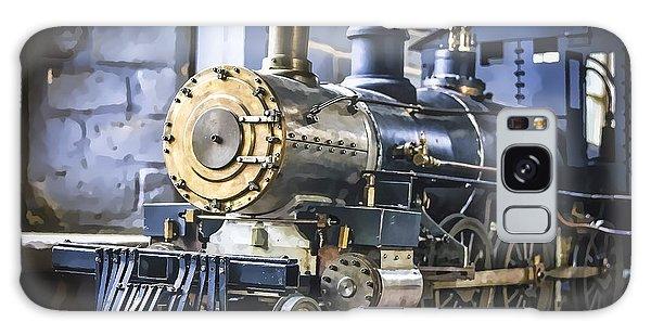 Model Train Galaxy Case