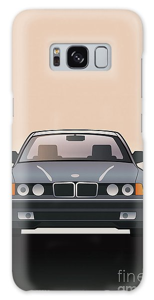 Front Galaxy Case - Modern Euro Icons Series Bmw E32 740i  by Monkey Crisis On Mars