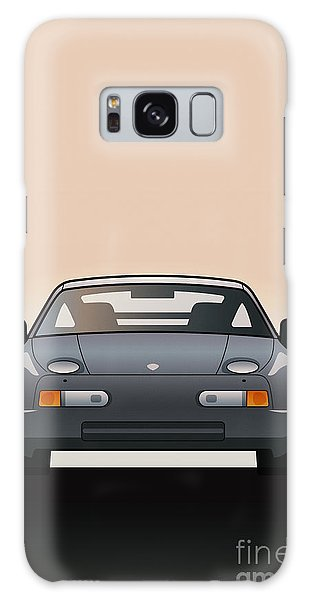 Front Galaxy Case - Modern Euro Icons Series Porsche 928 Gts by Monkey Crisis On Mars