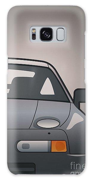 Front Galaxy Case - Modern Euro Icons Series Porsche 928 Gts Split by Monkey Crisis On Mars