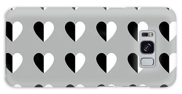 Heart Galaxy Case - Modern Hearts- Art By Linda Woods by Linda Woods