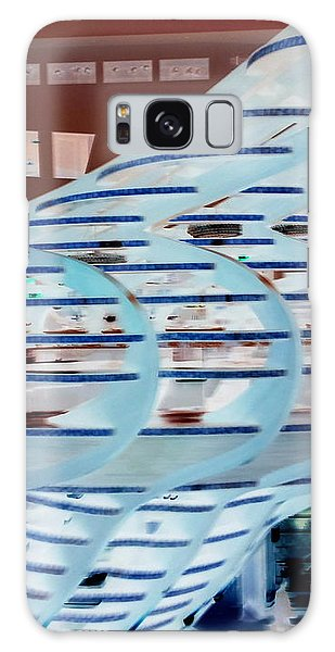 Modern Mall Galaxy Case by Karen J Shine