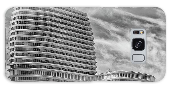 Modern Office Building Galaxy Case