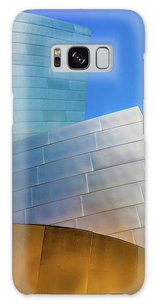 Walt Disney Concert Hall Galaxy Case - Modern Rock by Az Jackson