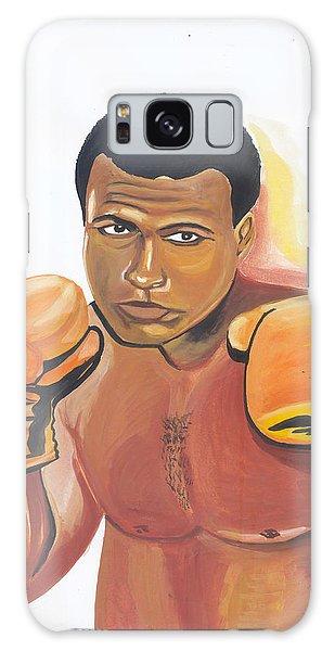 Mohammed Ali Galaxy Case by Emmanuel Baliyanga