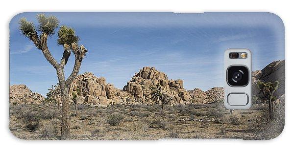 Desert Flora Galaxy Case - Mohave Desert by Juli Scalzi