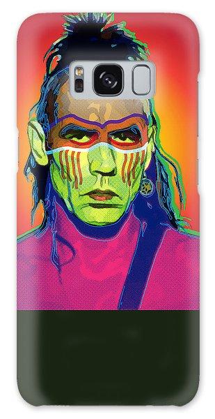 Mohawk Galaxy Case by Gary Grayson