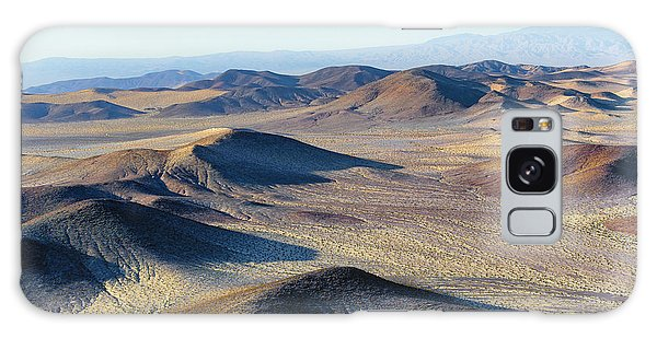 Galaxy Case featuring the photograph Mojave Desert by Jim Thompson