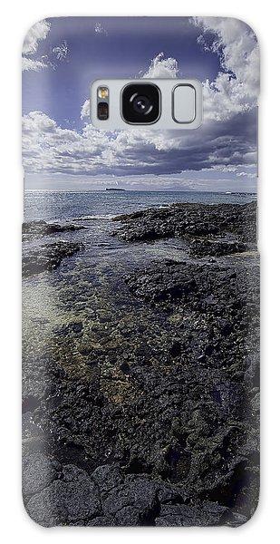 Molokini Beach Galaxy Case