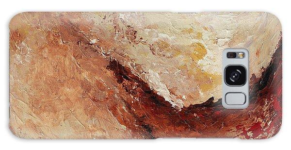 Molten Lava Galaxy Case