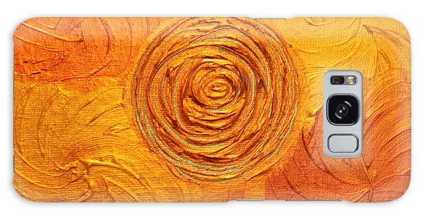 Molten Spiral Galaxy Case