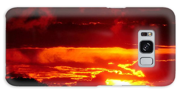 Moment Of Majesty Galaxy Case by Bruce Patrick Smith