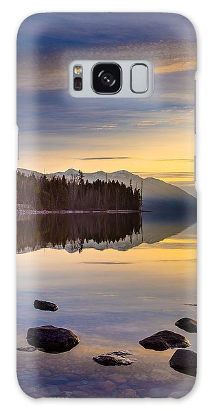 Moment Of Tranquility Galaxy Case