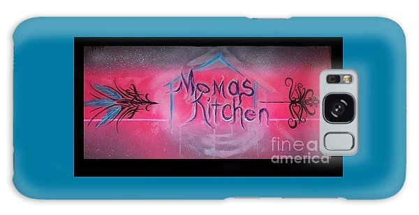Momma's Kitchen  Galaxy Case by Talisa Hartley