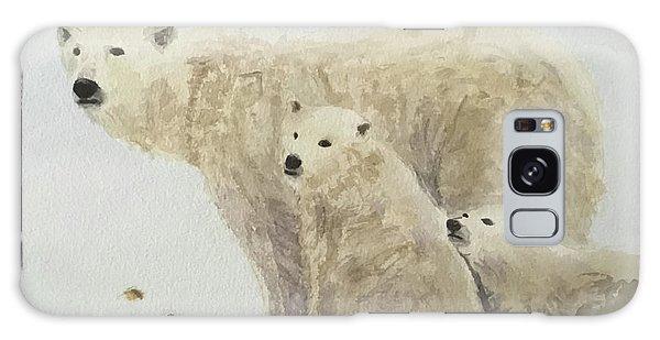 Mommy Bear Galaxy Case