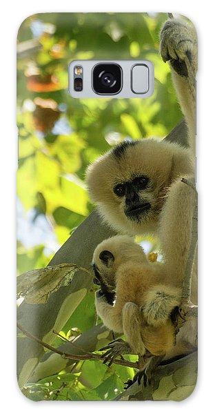 Mommy Gibbon Galaxy Case