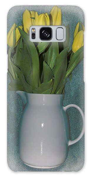 Moms Tulips Galaxy Case