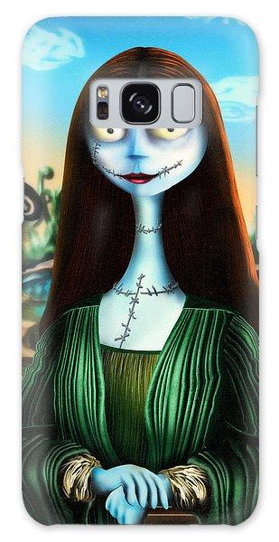 Mona Lisa Galaxy Case