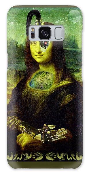 Mona Lisa Borg Galaxy Case