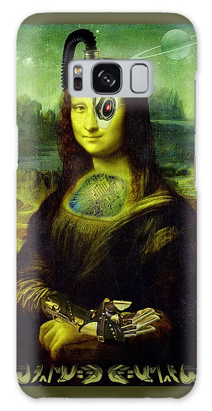 Mona Lisa Borg Galaxy Case