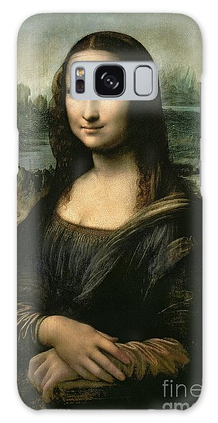 People Galaxy Case - Mona Lisa by Leonardo da Vinci