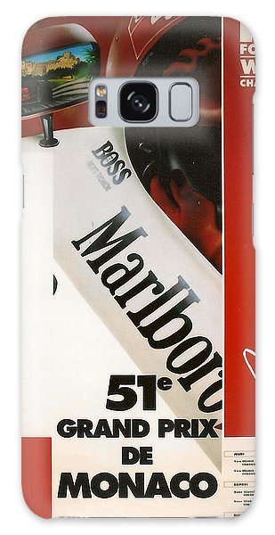 Monaco F1 1993 Galaxy Case