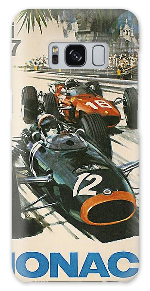 Monaco Grand Prix 1967 Galaxy Case