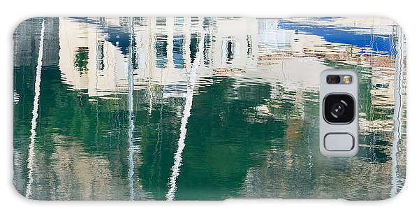 Monaco Reflection Galaxy Case by Keith Armstrong