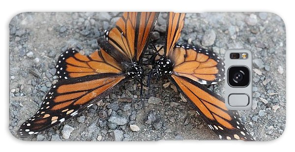 Monarch Afterglow Galaxy Case