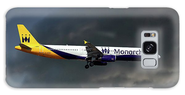Monarch Galaxy Case - Monarch Airlines Airbus A321-231 by Smart Aviation