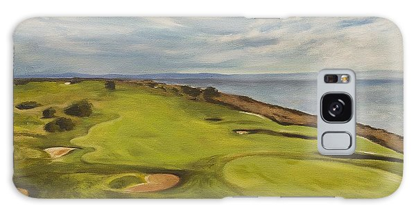 Monarch Bay Golf Course Galaxy Case