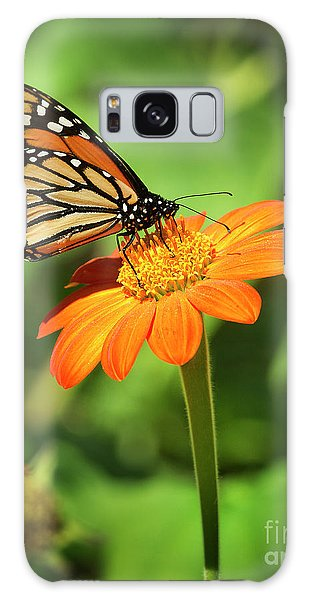 Monarch Butterfly II Vertical Galaxy Case