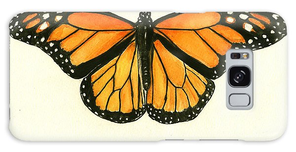 Insect Galaxy Case - Monarch Butterfly by Juan Bosco