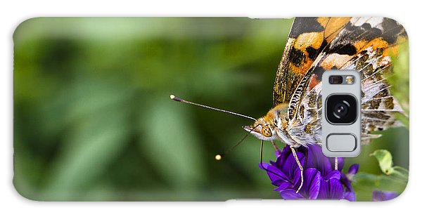 Monarch Butterfly Galaxy Case by Marlo Horne