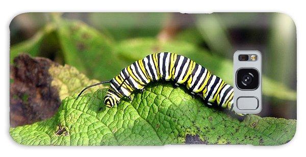 Monarch Caterpillar Galaxy Case