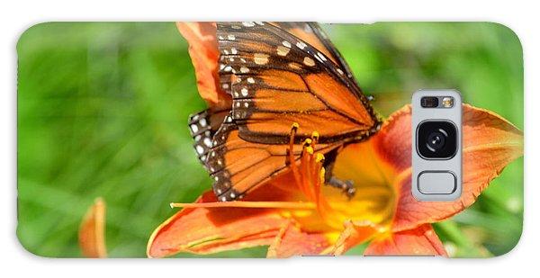 Monarch Minutes Galaxy Case